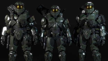 Spartan Green Team: Final