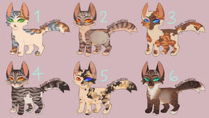 [OPEN] Cat Design OTA Adopts by Mogire