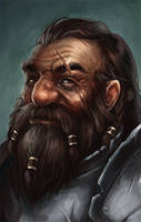 Male Dwarf D Lg by Ruloc