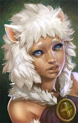 Female Elf Shepira Lg