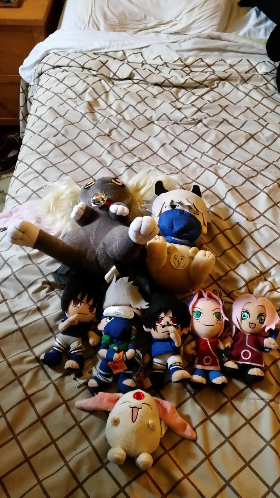Moar Anime Plushes For Sale!by HinataFox790