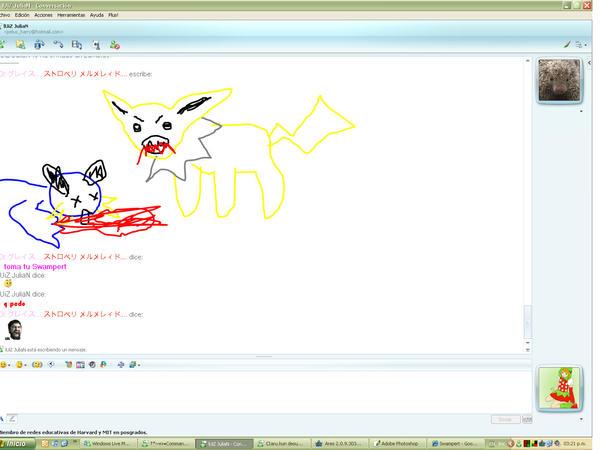 desktop screenshot by wig-doll