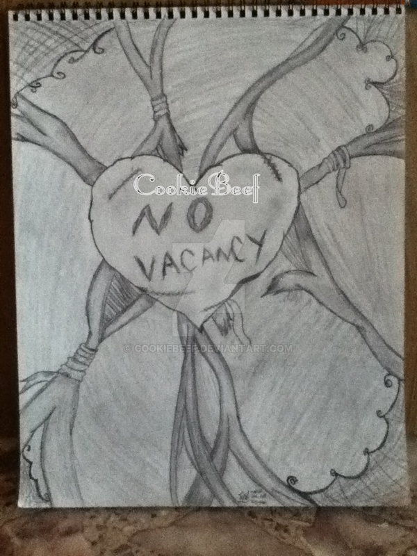 ~No Vacancy~ by CookieBeef