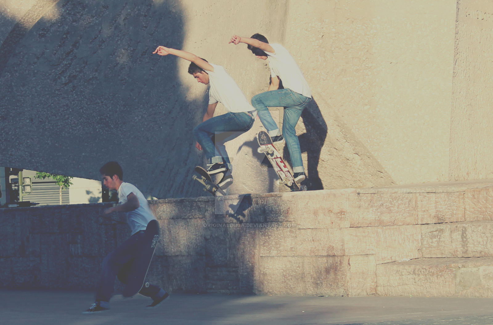 Skate. by originaldixia