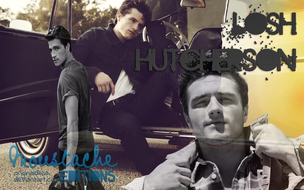 Josh Hutcherson Blend by originaldixia
