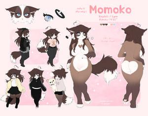 momoko reference 2020