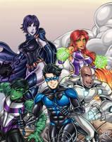 Teen Titans! / DC COMICS