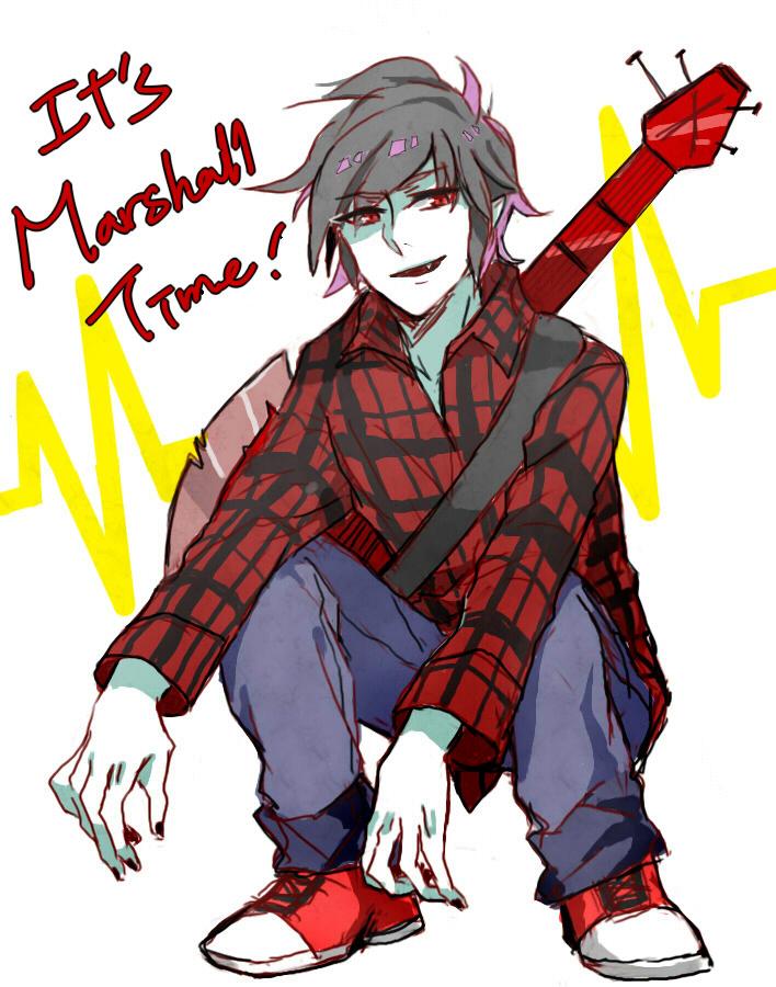 Marshall by sakaumi