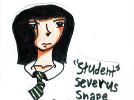 Student Severus Snape