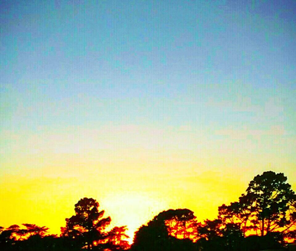 Sunset by Bishounen-Fangirl