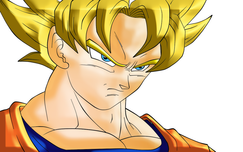 Dragon Ball Z Coloring What Do You Think ? By Jiraya10 On