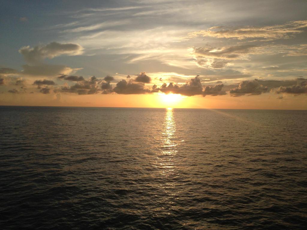 Sunset by iDJPanda