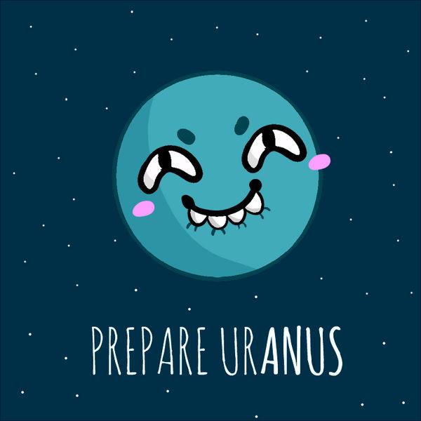 Prepare UrANUS by iDJPanda