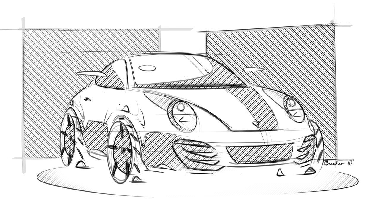 Porsche 911 by Seko91