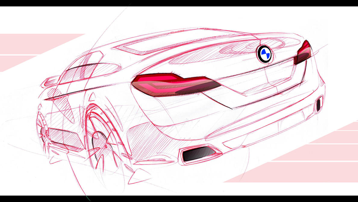 BMW Sketch by Seko91