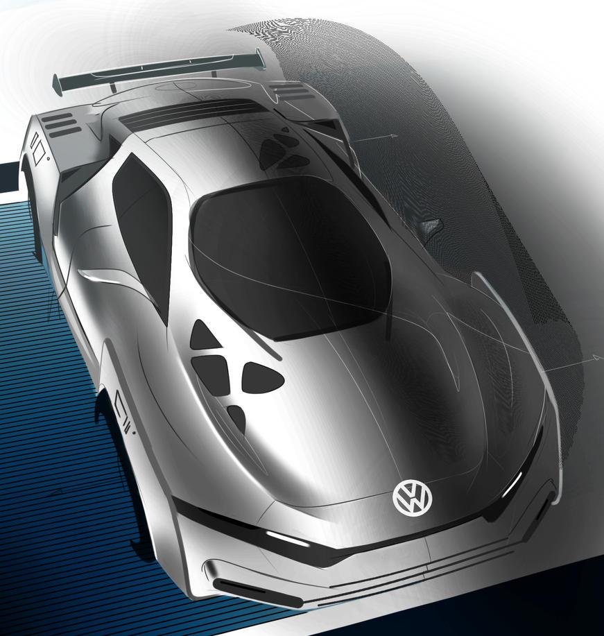 'Volkswagen' by Seko91