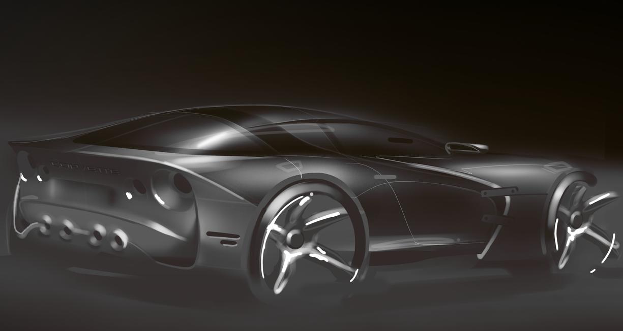 Corvette by Seko91