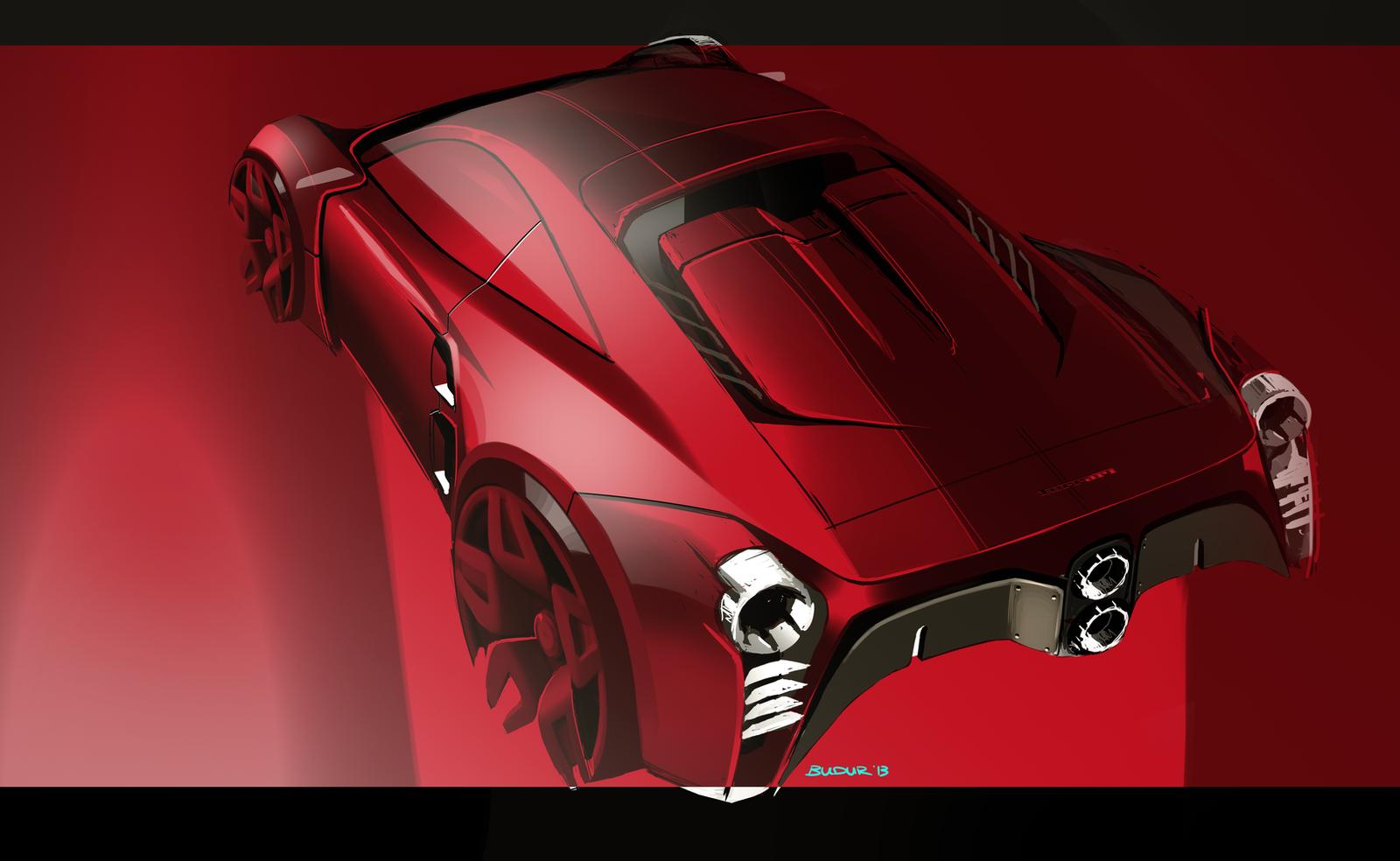 Ferrari by Seko91
