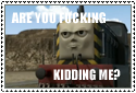 Are you fucking kidding to Mavis? Stamp by xxGaby-23xx