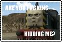 Are you fucking kidding to Mavis? Stamp by xxGaby-23xx