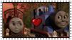 ThomasxLady Stamp by gaby-sunflower