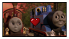ThomasxLady Stamp by gaby-sunflower