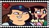 MacArthurxJosee Stamp by xxGaby-23xx