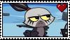 Loki Fan Stamp