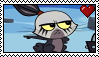 Loki Fan Stamp by xxGaby-23xx