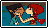 ZoeyxMike Stamp by gaby-sunflower