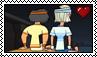 GerryxPete Stamp by xxGaby-23xx