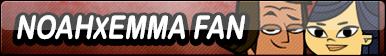 Commission Fan Button: TD-NoahxEmma