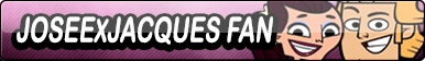 Fan Button: TD-JacquesxJosee