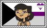 Demisexual Grayromantic Sky Headcanon Stamp by xxGaby-23xx