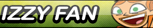 Fan Button: TD-Izzy by gaby-sunflower