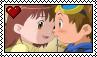TakatoxJuri Stamp by xxGaby-23xx