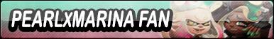 Fan Button: Splatoon - PearlxMarina