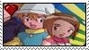 TakeruxHikari Stamp by xxGaby-23xx