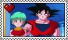 BulmaxGoku Stamp by xxGaby-23xx