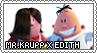 CU: Mr Krupp x Edith Stamp by xxGaby-23xx