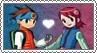Lan x Mayl - Stamp by xxGaby-23xx