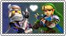 Sheik x Link - Stamp by xxGaby-23xx