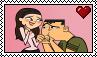 FrancescaxBrick Stamp by xxGaby-23xx