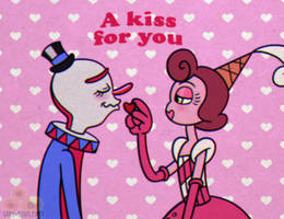 BxB: A kiss for you