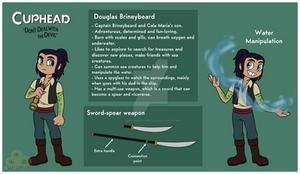 CH: fankid: Douglas Brineybeard (Ref Sheet)