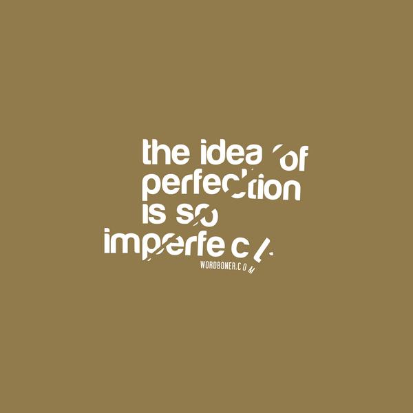 Perfect Idea by WRDBNR