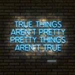 True Things by WRDBNR
