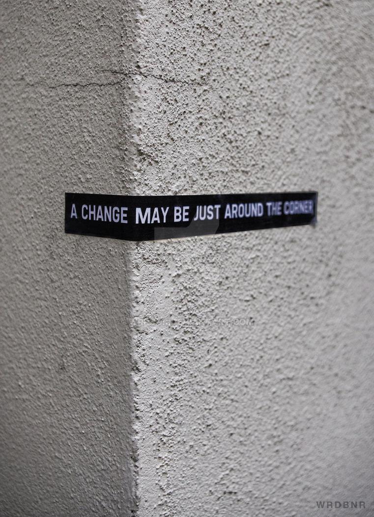 A change by WRDBNR