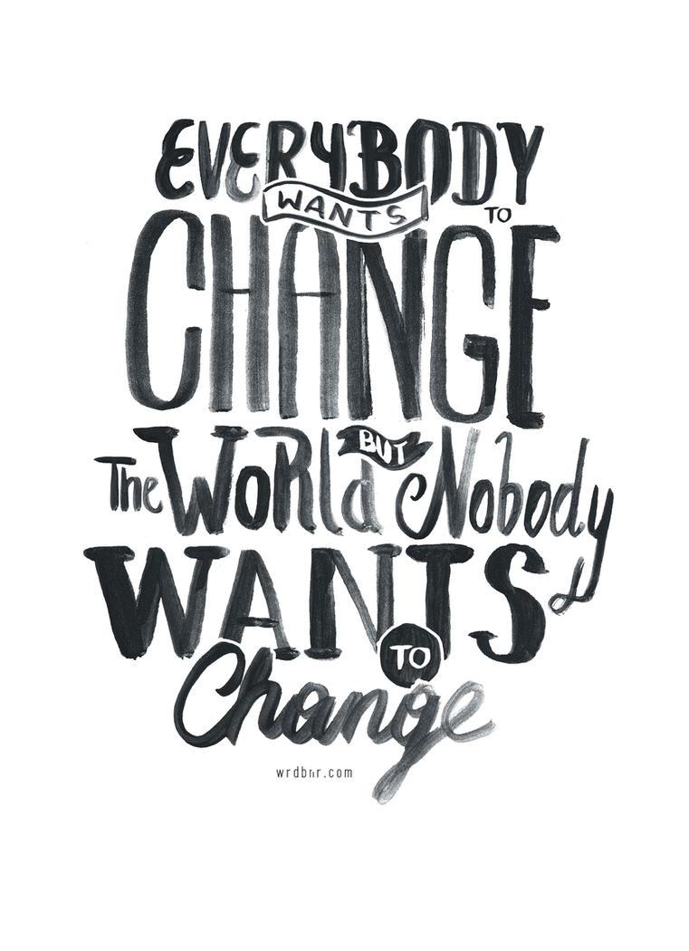 Change by WRDBNR