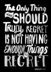 Truly Regret